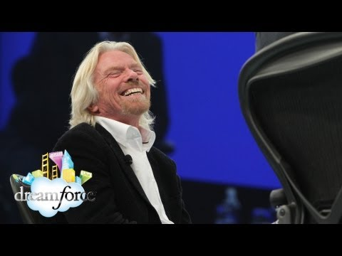 Fireside Conversation: Sir Richard Branson & Marc Benioff