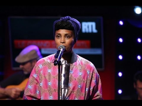Imany - Silver Lining (Clap Your Hands) - Live dans le Grand Studio RTL