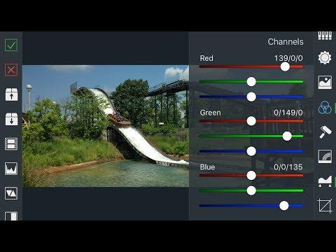 Videograde App Soft Light Color Grade Tutorial low contrast