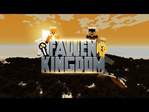 [Rediffusion] Fallen Kingdoms + Rush !