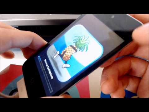 jailbreak IOS 6.0.1 ipod touch 4g en español (windows)