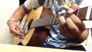 Ghulam Ali    Chupke Chupke Raat Din     Guitar cover by Gurr_Zeria