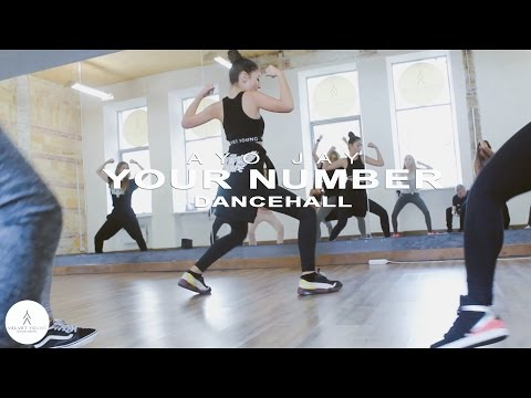 Dance Intensive 11 | Ayo Jay – Your Number dancehall by Shanti | VELVET YOUNG DANCE CENTRE