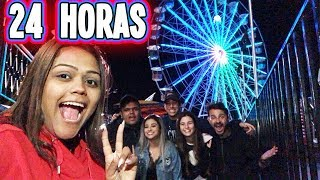 24 HORAS NO PARQUE 2 !!!