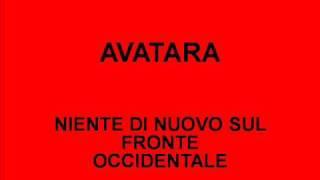 Avatara - Niente di nuovo sul fronte occidentale