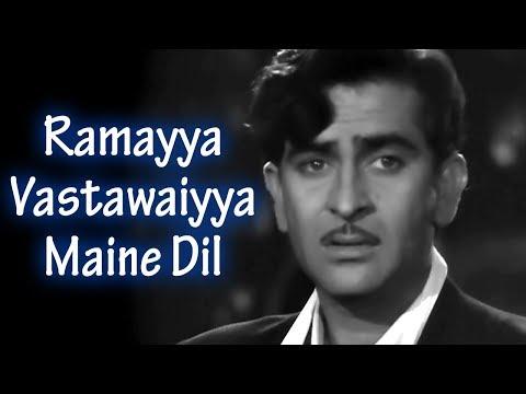 Ramayya Vastawaiyya - Raj Kapoor - Nargis - Shree 420 - Bollywood...