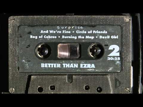 Better Than Ezra - Bag of Cobras