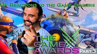 Crash Team Racing by Activision :The game Awards show split part 3.