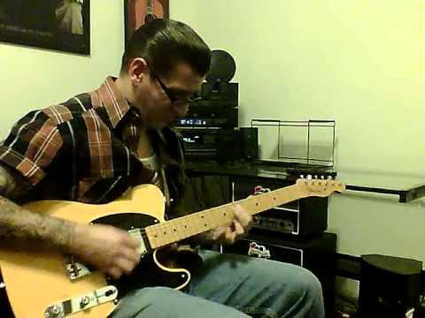 Rockabilly Guitar Playing III
