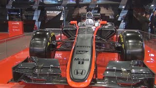 McLaren Honda MP4-30 F1 Exterior and Interior