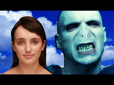Evie's Real Name & Harry Potter Quotes | Cleverbot Evie video