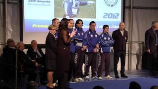 Premiazioni Atleti Fipsas - Cecina 2014
