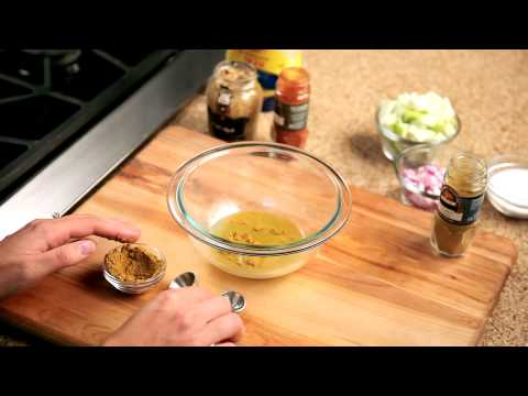 How to make an egg salad sandwich - #7 - Adding curry powder — Appetites®