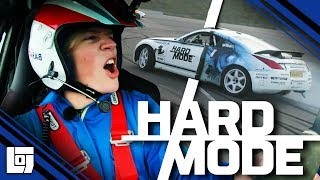 DRIFTEN MET DE LEDGE met Jeremy en Harm | HARD MODE | LOG
