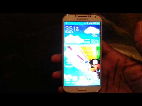 Samsung Galaxy S 4 on Boost Mobile!!
