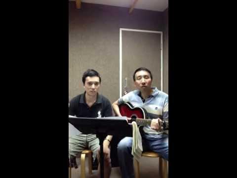 分分鐘需要你 - 林子祥 Covered by Ho Yin and ShuBun (how to play it on g