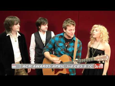 Duets: The Band Perry & Tyler Ward Perform If I Die Young