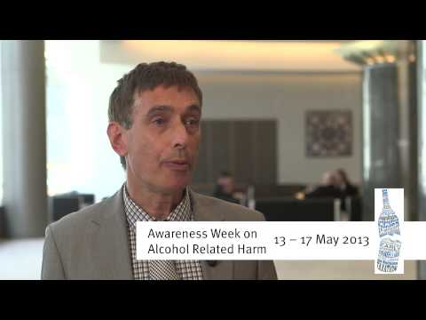 Professor Peter Anderson - Awareness Week on Alcohol Related Harm