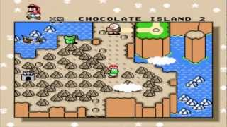 Super Mario World - Fase secreta maldita #ZaydonPlays
