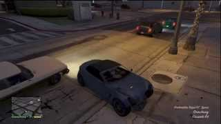 GTA 5 MYTHBUSTERS EPISODE 4 CAN YOU FIX YOUR CAR BY SWITCHING CHARACTERS