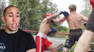 Was Logan Paul Boxing Match Staged?!