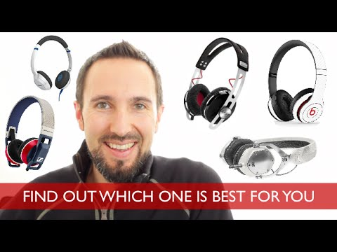 Top 5 On-ear Headphones Review - Best On-ear Headphones of 2014