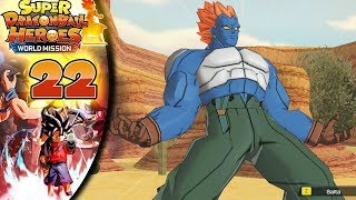 ANDROIDE 13 DIVENTA...SUPER C-13! - SUPER DRAGON BALL HEROES WORLD MISSION ITA Ep. 22