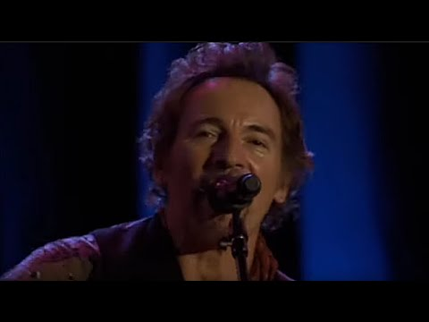 Bruce Springsteen The Seeger Sessions - Pay Me My Money Down & When The Saints Go Marching In