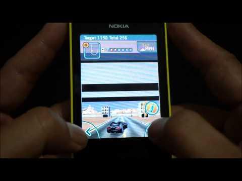 Nokia Asha 501 Game