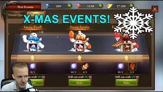 CHRISTMAS EVENTS - Era of Celestials - Episode 48