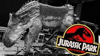 Colin Trevorrow Reveals That New Animatronics Being Built For Jurassic World 3