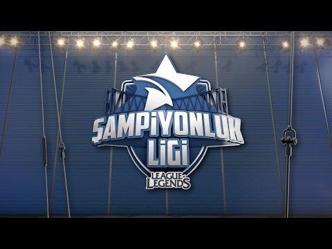 2017 Şampiyonluk Ligi - 1. Hafta 1. Gün: SUP vs DP   GS vs CRW   GAL vs FB