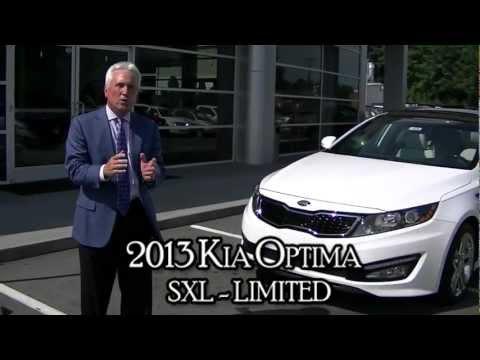2013 KIA Optima SXL - Limited - Winston Salem - Greensboro - High Point - NC - Bob King Kia