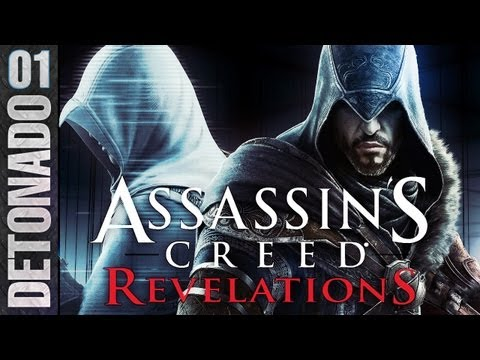 Assassin\'s Creed Revelations - Parte #1 HD