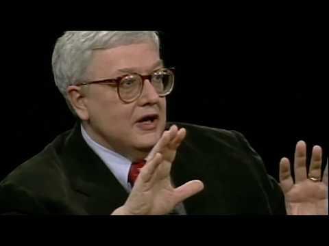 Roger Ebert interview on Charlie Rose (1996)