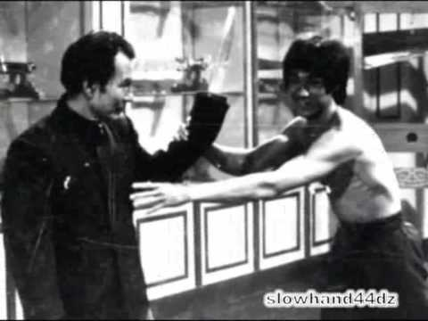 Bruce lee - Making of Enter The Dragon part 1