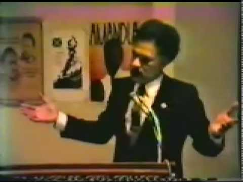 Dr Ivan Van Sertima Oblitorated the Columbus myth!! LACC/1986