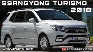 2018 SSANGYONG TURISMO Review Rendered Price Specs Release Date