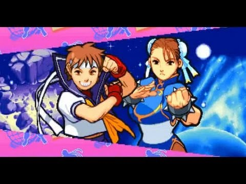 Marvel Super Heroes Vs. Street Fighter (Euro 970625) - Marvel Super Heroes Vs. Street Fighter-Sakura - User video