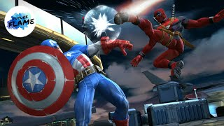 Best games by MARVEL for android !!