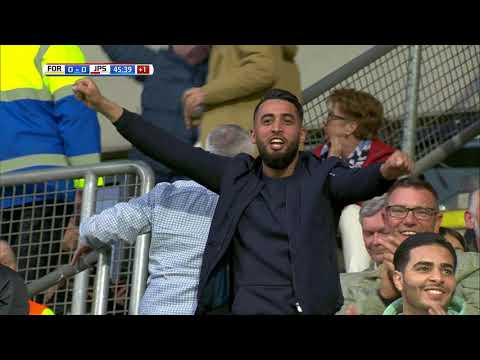 Samenvatting Fortuna Sittard - Jong PSV (28-04-2018)
