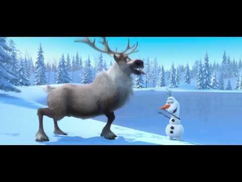 Холодное сердце - Тизер (дублированный) 1080p