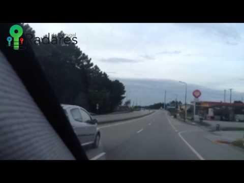 Radar na EN 2 Vila Ch� de S�, Viseu