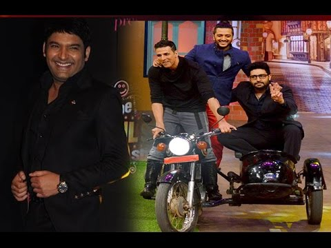 UNCUT Video | The Kapil Sharma Show | Housefull 3 Special - Behind The Scenes Video thumbnail