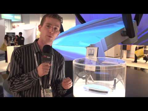 Linksys WRT-1900AC Open Wireless Router - CES 2014