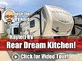 2018 Montana 3700LK or 3701LK Rear Kitchen 4-Slide Luxury Keystone Fifth Wheel RV