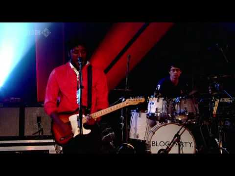 Bloc Party - Talons (Live at Later...)