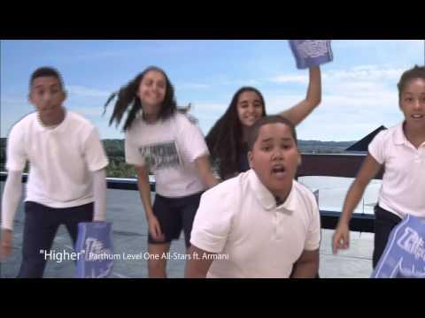 "Parthum School Level One Rap ""Higher"""