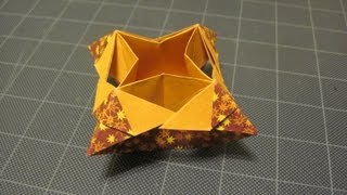 Origami: Evi's Simple Box 2