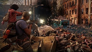 World War Z Solo Insane New York Chapter 3 Hell And High Water